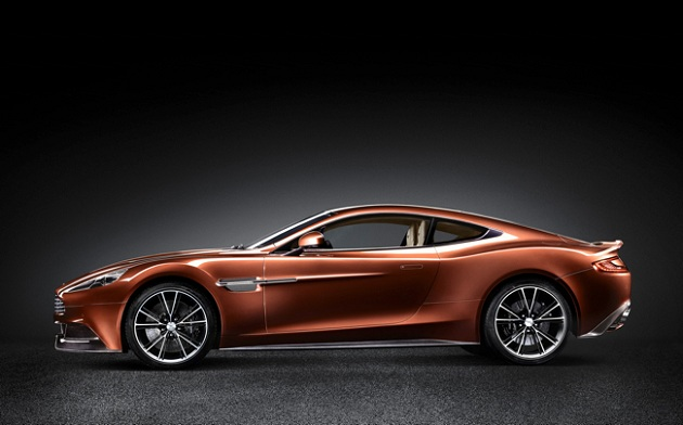 2013 aston martin vanquish. Cars Review. Best American Auto & Cars Review